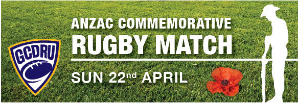 Anzac Commemorative Rugby Match