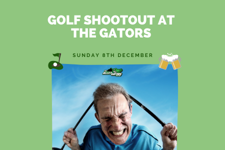 Golf shootout at the Gators